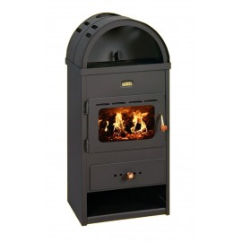 Wood Burning Stove Multi Fuel Fireplace Log Burner Woodburning Prity K1 K ARCHED