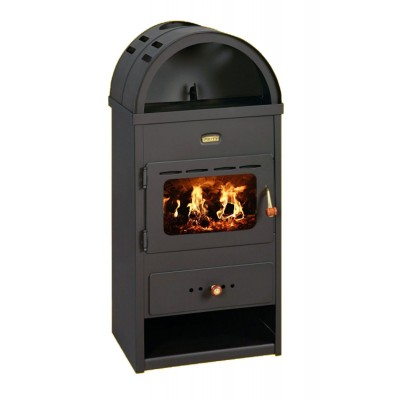 Wood Burning Stove Multi Fuel Fireplace Log Burner Woodburning Prity K1 K ARCHED