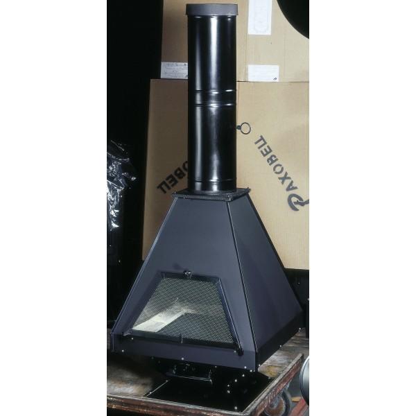 Wood Burning Stove Fireplace Log Burner Multifuel 16-21 kW Solud Fuel