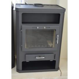 Wood Burning Stove Fireplace Log Burner Woodburning Stove Solid Fuel 14 kW
