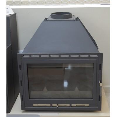 Inset Fireplace Wood Burning Stove Boiler Water Jacket 14KW SENATOR B