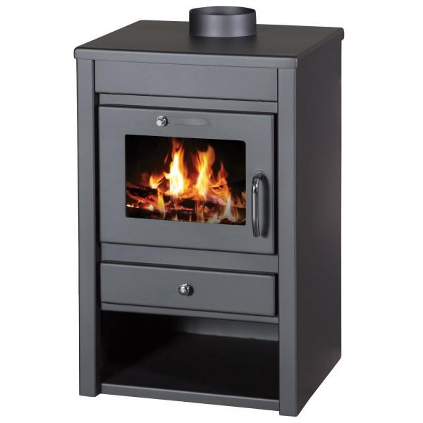 Wood Burning Stove 14kW Fireplace Log Burner Low Emissions BlmSchV-1