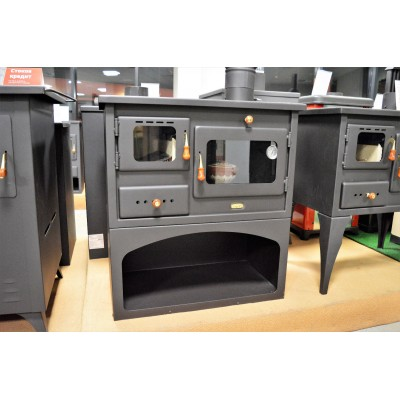 Wood Burning Cooking Stove Prity 1P34