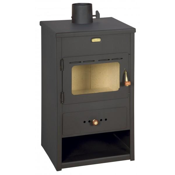 Wood Burning Stove Fireplace Log Burner 9kw Solid Fuel Prity K1