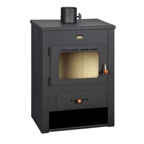 Wood Burning Stove Fireplace Log Burner Solid Fuel Prity K13