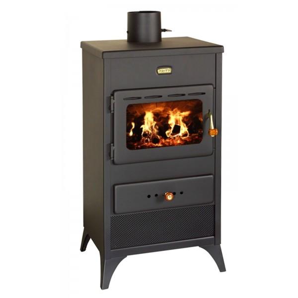 Wood Burning Stove Multi Fuel Fireplace Log Burner Woodburning Prity K1 E