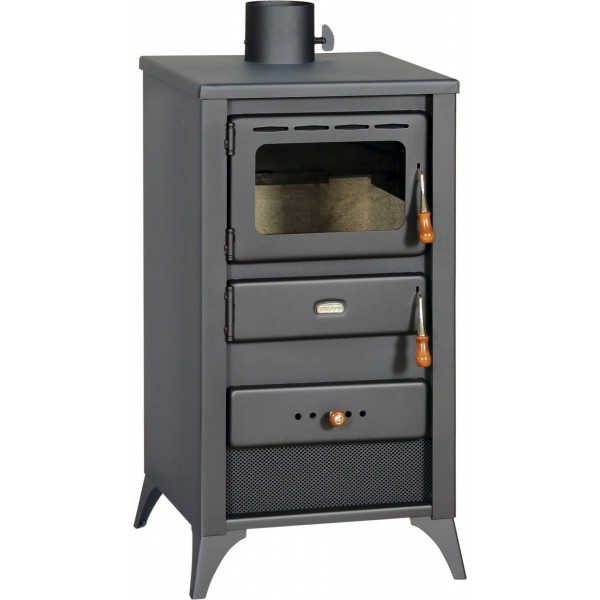 High Efficient Modern Multi Fuel Wood Burning Stove Fireplace Prity K22 E