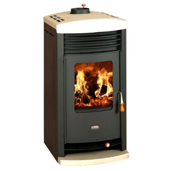Wood Burning Stove Boiler Multi Fuel Wood Burner Stove Fireplace Prity SK W10