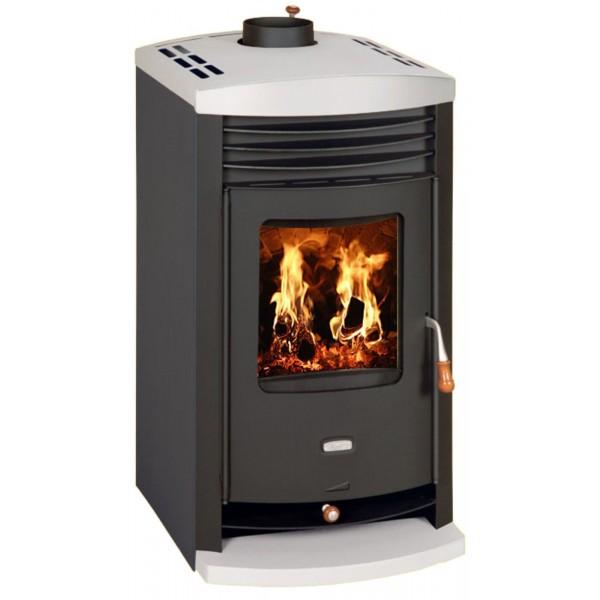 Wood Burning Stove Solid Fuel Fireplace Log Burner Woodburning 10 kW Prity SK
