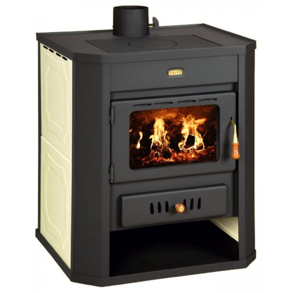 Wood Burning Stove Boiler Fireplace Central Heating Prity WDW15