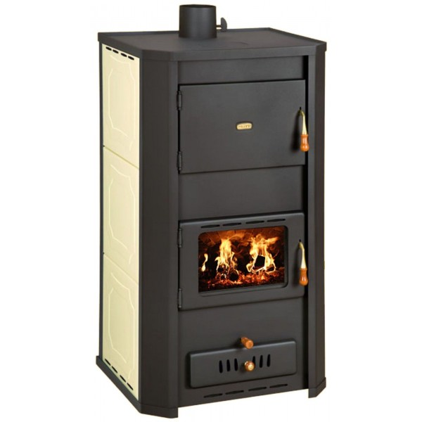 WoodBurning Stove Boiler Multi Solid Fuel Fireplace Prity WD W29