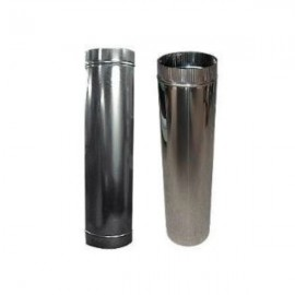 Chimney single stovepipe diameter 80 to 350mm