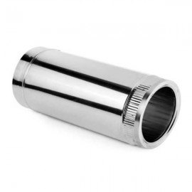 Chimney Double stovepipe diameter 100-150mm to 300-350mm