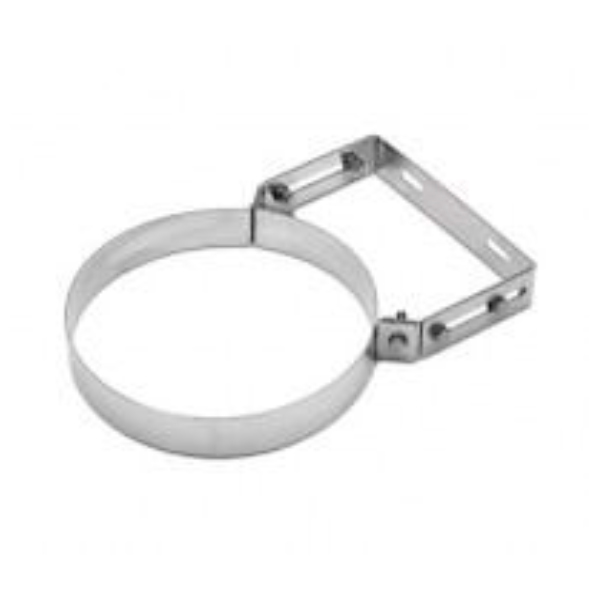 Reinforced Brace for Chimney with diameter form 130mm to 400 mm - Stainless Steel