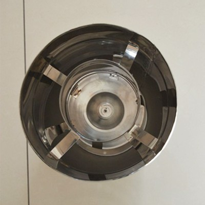 Chimney BELL Hat Stainless Steel Chimney Cowl 100 to 300 mm Diameter Flue Chimney