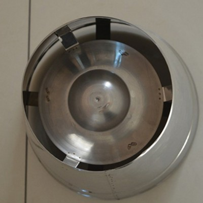 Chimney BELL Hat Stainless Steel Chimney Cowl 100 to 300 mm Diameter Flue Chimney
