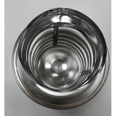 Chimney Cowl Stainless Steel Chimney Top Static Inox Diameter 100 to 300 mm PAGODA