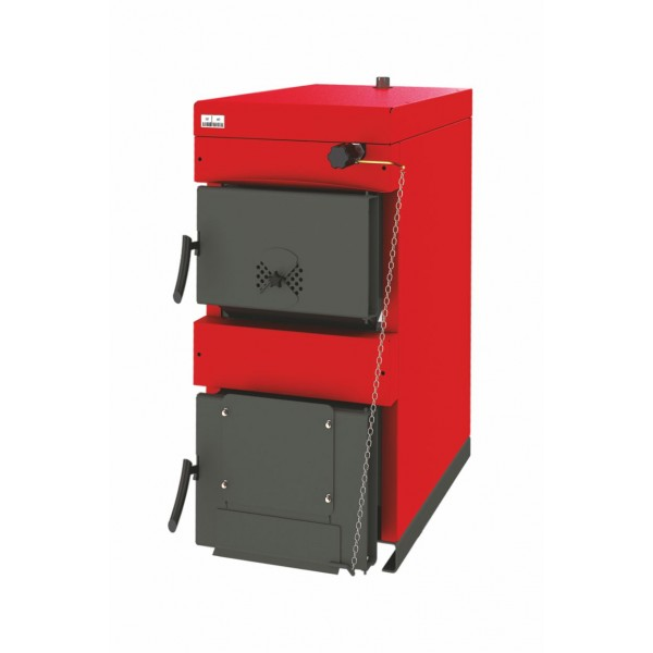 Solid Fuel / Multi Fuel Boiler Water Jacket Wood Burning BURNiT 50 kw