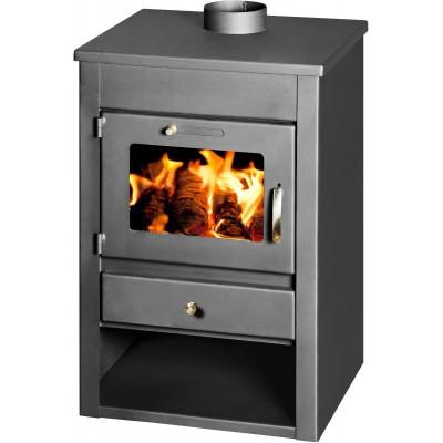 WoodBurning Stove Fireplace High Efficient Modern Log Burner New STILO MAX 10 KW