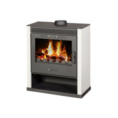 Wood Burning Stove Water Jacket Fireplace for Central Heating 13-21kw made in EU