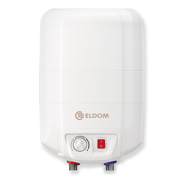 Water heater 10 L, 2kW, above sink, under pressure 72325NMP