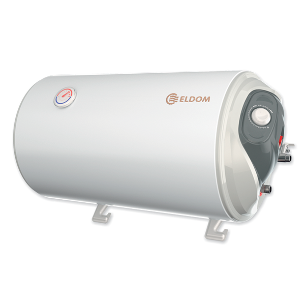 Water heater 50 L, 2 kW, Horizontal Enamelled, right outlets WH05039R