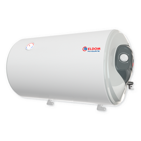 Water heater 80 L, 3 kW, Horizontal Enamelled, right outlets WH08046R