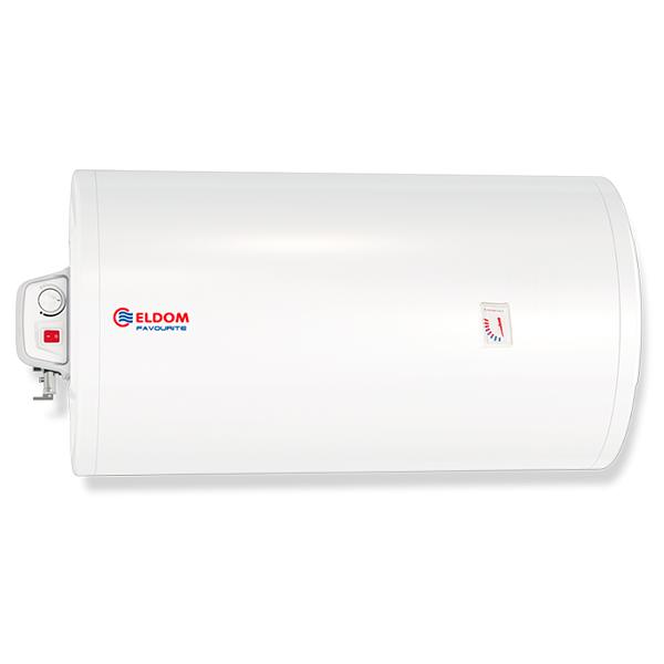 Water heater 200 L, Horizontal Enamelled 72281XB