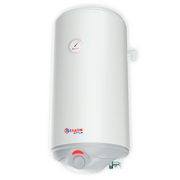 Water heater 50 L, 1.5 kW, enameled, slim design 72267WN