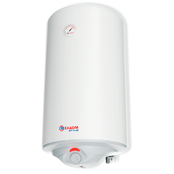 Water heater 80 L, 2 kW, enameled, large diameter 72265W