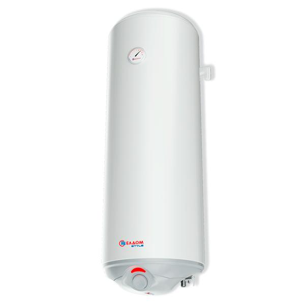 Water heater 80 L, 2kW, enameled, slim design 72268WN