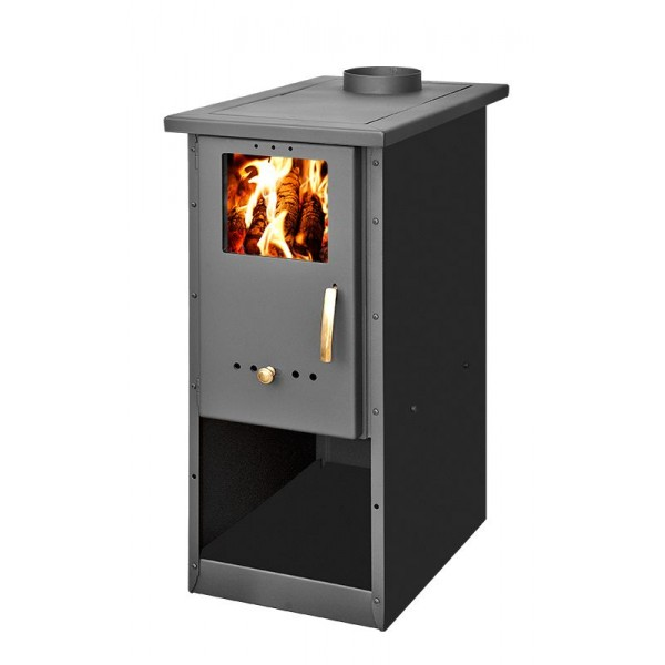 Wood Burning Cooking Stove Biser