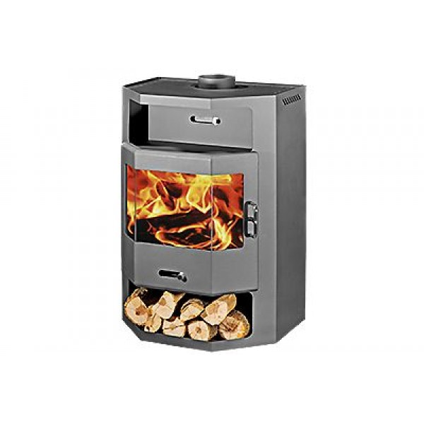 Wood Burning Stove With Integral Boiler Cessina B