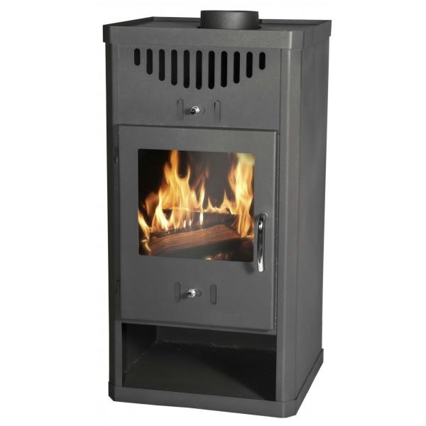 Wood Burning Stove Elegant - Skladova Tehnika