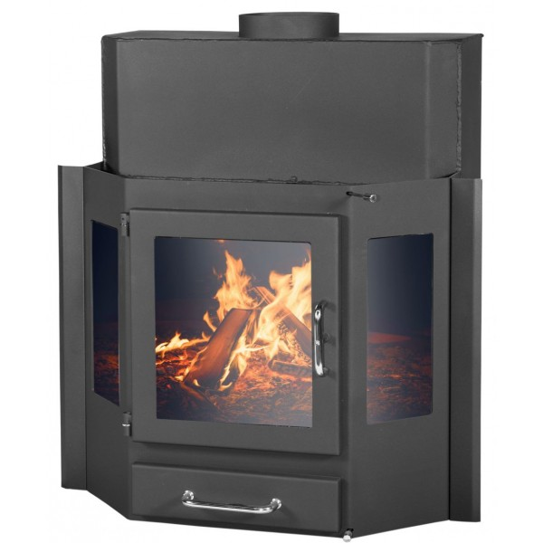 Built-in Fireplace Diplomat 21