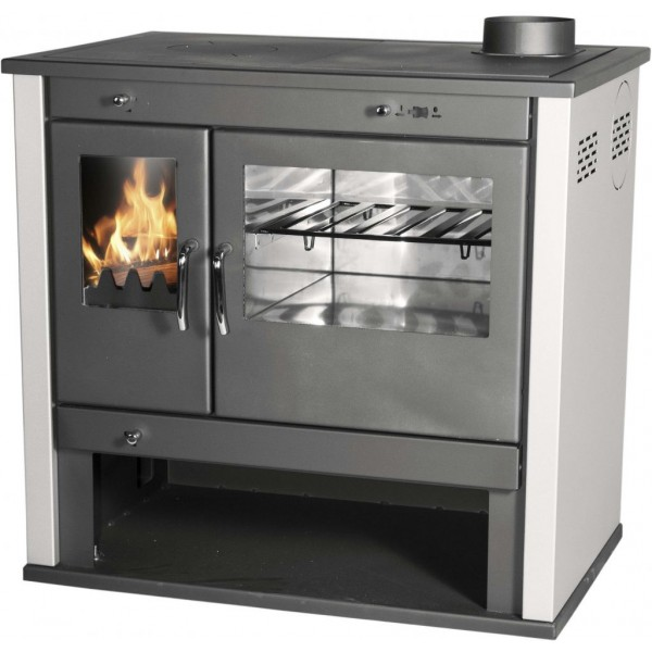 Wood Burning Cooking Stove With Oven Gloria