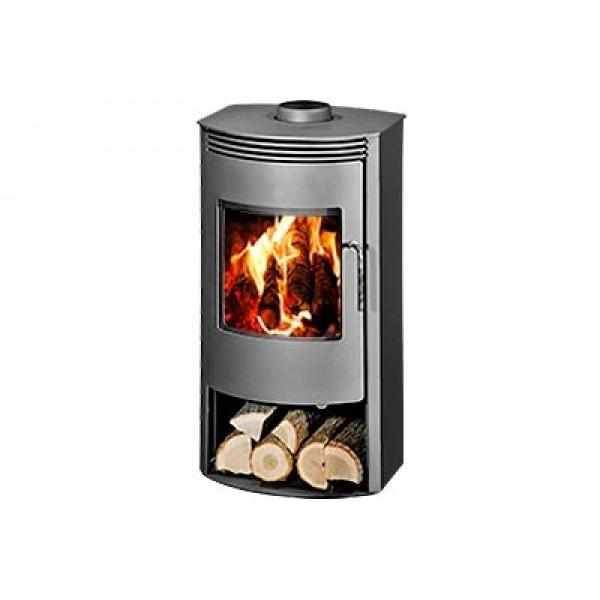 Wood Burning Stove With Intergral Boiler Jupiter BO