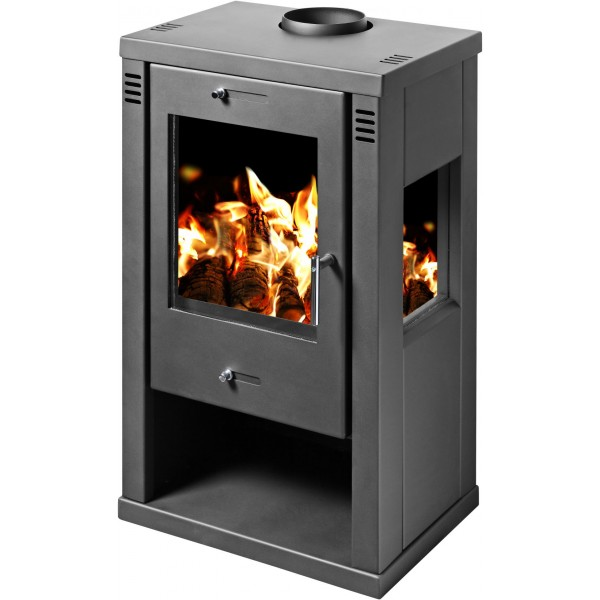 Wood Burning Stove Tulin
