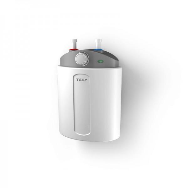 Water heater under sink installation GCU 0615 M01 RC