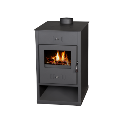 Fireplace With Integral Boiler Atlant CMB