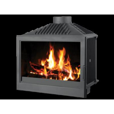 Built-in Fireplace Bordeaux