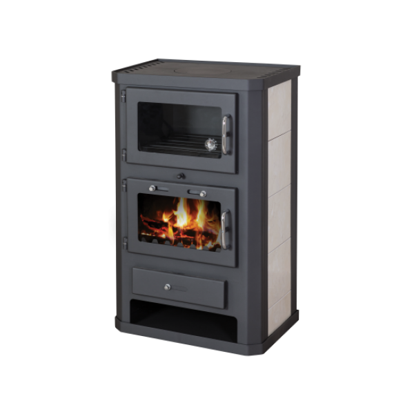 Wood Burning Stove With Oven Comfort KF