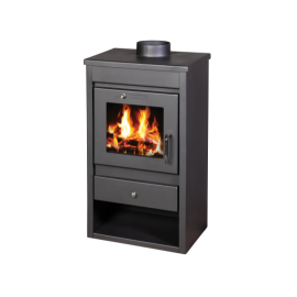 Wood Burning Stove Deluxe L