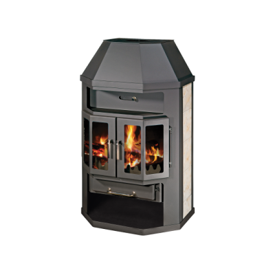 Wood Burning Stove Grande Lux A