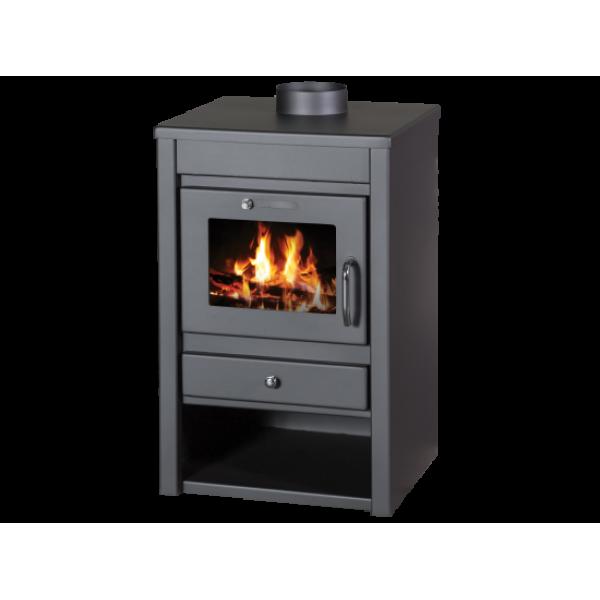 Wood Burning Stove Mega Max