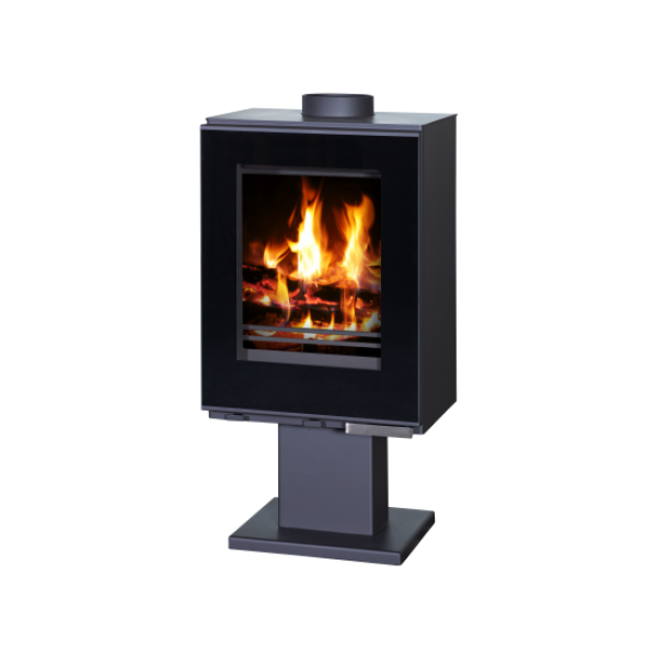 Wood Burning Stove Rhyton
