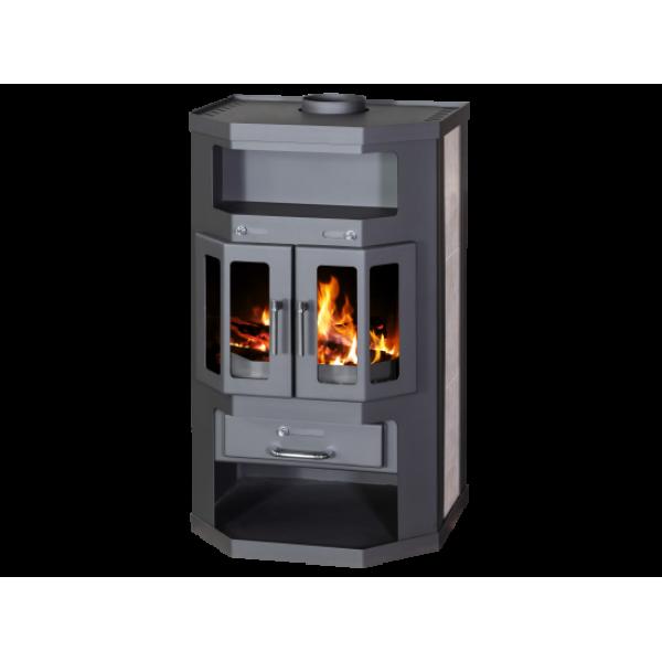 Wood Burning Stove Taro 2