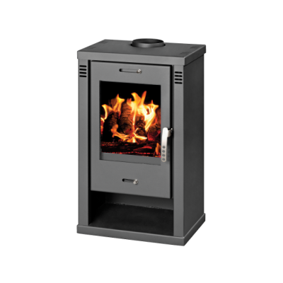 Wood Burning Stove With Integral Boiler Verona BO