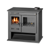 Wood Burning Cooking Stove With Oven And Integral Boiler Victoria B