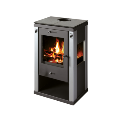 Wood Burning Stove Vision S